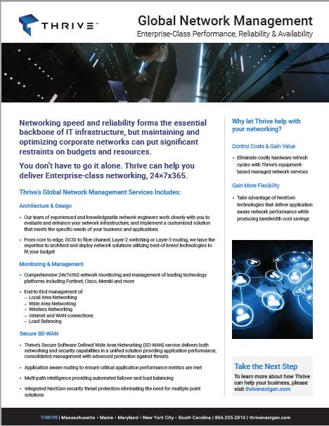 Global Network Management-1